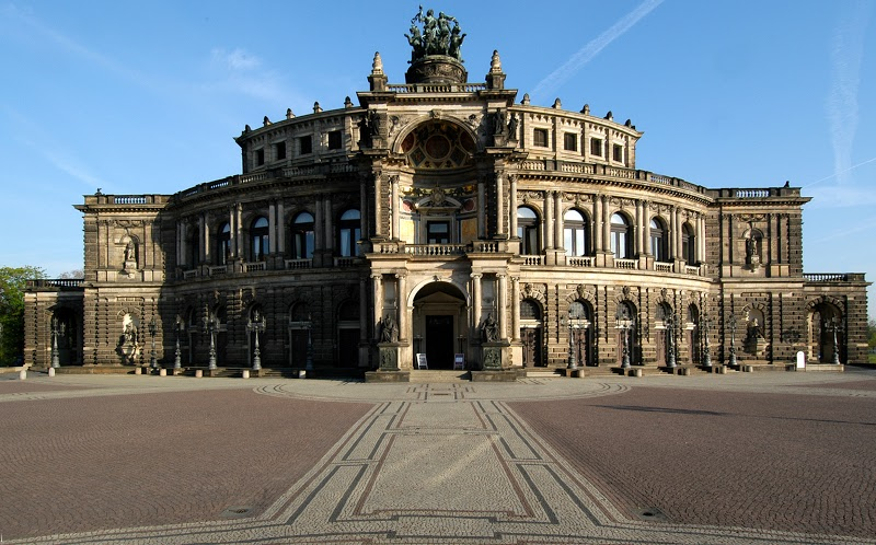 Semperoper Dresden, Fotos: Copyright by Matthias Creutziger