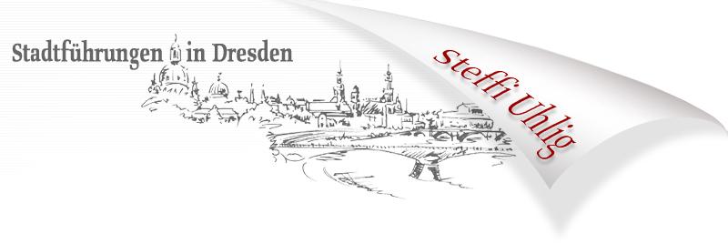 Stadtführungen in Dresden.